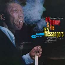 Art Blakey (1919-1990): Buhaina's Delight (remastered) (180g), LP