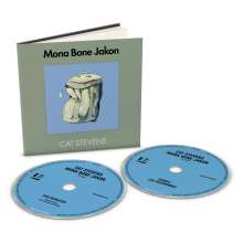Yusuf (Yusuf Islam / Cat Stevens): Mona Bone Jakon (50th Anniversary) (Limited Deluxe Edition), 2 CDs