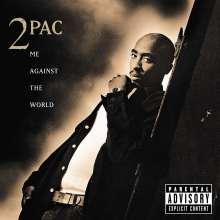 Tupac Shakur: Me Against The World (25th Anniversary) (180g), 2 LPs
