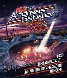Andreas Gabalier: Best Of Volks-Rock'n'Roller: Das Jubiläumskonzert live aus dem Olympiastadion in München, Blu-ray Disc