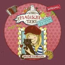 Margit Auer: Die Schule der magischen Tiere 04: Endlich Ferien, CD