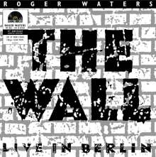 Roger Waters: The Wall: Live In Berlin (180g) (Limited 30th Anniversary Edition) (Clear Vinyl), 2 LPs