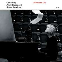 Carla Bley (geb. 1938): Life Goes On, LP