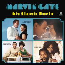 Marvin Gaye: His Classic Duets (180g), LP