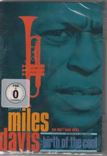 Miles Davis (1926-1991): Birth Of The Cool, DVD