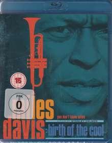 Miles Davis (1926-1991): Birth Of The Cool, Blu-ray Disc