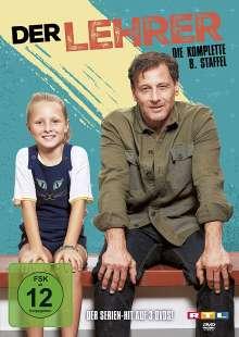 Der Lehrer Staffel 8, 3 DVDs