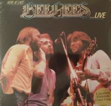 Bee Gees: Here At Last Bee Gees Live (Limited Edition) (Colored Vinyl), 2 LPs