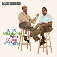 Louis Armstrong Meets Oscar Peterson (Acoustic Sounds) (180g), LP