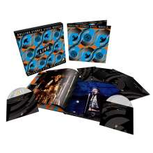 The Rolling Stones: Steel Wheels Live (Atlantic City 1989) (Limited Edition), 3 CDs, 2 DVDs und 1 Blu-ray Disc