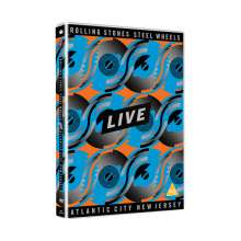 The Rolling Stones: Steel Wheels Live (Atlantic City 1989), DVD