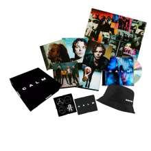 5 Seconds Of Summer: Calm (Boxset), 1 CD und 1 Merchandise