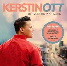 Kerstin Ott: Ich muss Dir was sagen (Neue Version), CD