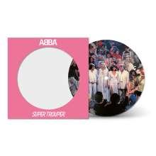 """Abba: Super Trouper (Limited Edition) (Picture Disc), Single 7"""""""