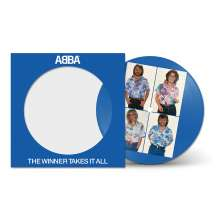 """Abba: The Winner Takes It All (Limited Edition) (Picture Disc), Single 7"""""""