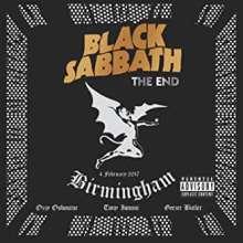 Black Sabbath: The End: Live In Birmingham (180g) (Limited Edition) (Transparent Blue Vinyl), 3 LPs