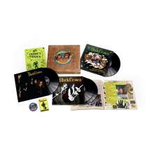 The Black Crowes: Shake Your Money Maker (30th Anniversary) (Limited Super Deluxe Edition Box Set), 4 LPs