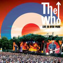 The Who: Live In Hyde Park (180g) (Blue/White/Red Vinyl), 3 LPs