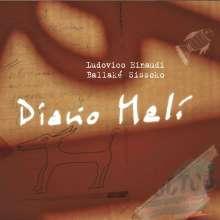 Ludovico Einaudi (geb. 1955): Diario Mali, CD