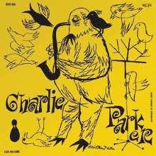 Charlie Parker (1920-1955): The Magnificent Charlie Parker (180g), LP