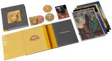 The Rolling Stones: Goats Head Soup (Super Deluxe CD-Box), 3 CDs und 1 Blu-ray Disc