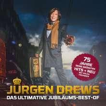 Jürgen Drews: Das ultimative Jubiläums-Best-Of, CD