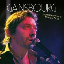 Serge Gainsbourg (1928-1991): Enregistrement Public Au Theatre Le Palace 1979, 2 CDs