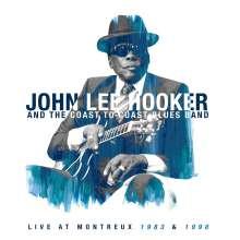 John Lee Hooker: Live At Montreux 1983 & 1990, 2 LPs