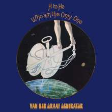 Van Der Graaf Generator: He To He Who Am The Only One (remastered), 2 CDs und 1 DVD-Audio