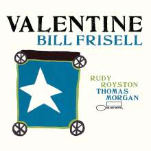 Bill Frisell (geb. 1951): Valentine, 2 LPs