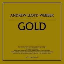 Andrew Lloyd Webber (geb. 1948): Gold [cd + Dvd], 2 CDs