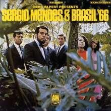 Sérgio Mendes (geb. 1941): Herb Alpert Presents, CD