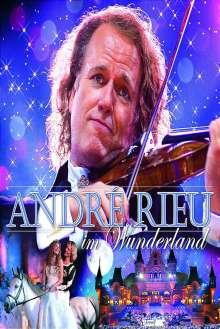 Andre Rieu im Wunderland, DVD