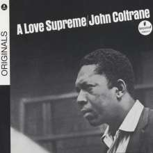 John Coltrane (1926-1967): A Love Supreme (Originals), CD