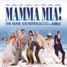 Filmmusik: Mamma Mia (The Movie Soundtrack), CD