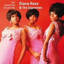 Diana Ross & The Supremes: The Definitive Collection, CD