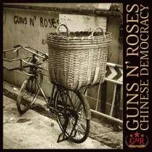 Guns N' Roses: Chinese Democracy, CD
