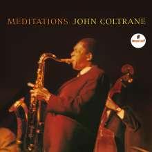 John Coltrane (1926-1967): Meditations, CD