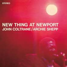 John Coltrane & Archie Shepp: New Thing At Newport, CD