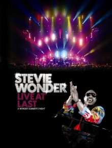 Live At Last (Blu-ray), Blu-ray Disc
