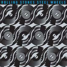 The Rolling Stones: Steel Wheels (2009 Remastered), CD