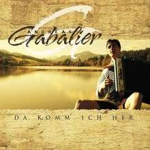 Andreas Gabalier: Da komm' ich her, CD