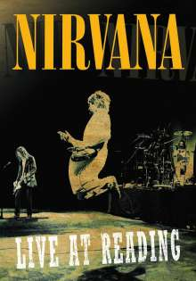 Nirvana: Live At Reading 1992, DVD