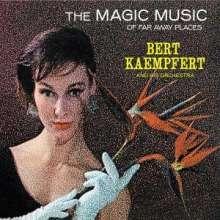 Bert Kaempfert (1923-1980): The Magic Music Of Far Away Places (Re-Release), CD