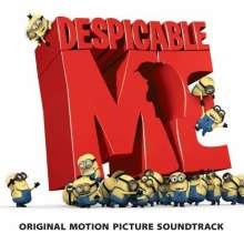 Filmmusik: Despicable Me (Ich - einfach unverbesserlich), CD