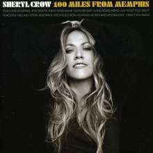 Sheryl Crow: 100 Miles From Memphis (Jewelcase), CD