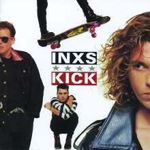 INXS: Kick (2011 Remaster), CD
