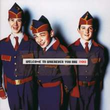 INXS: Welcome To Wherever You Are, CD