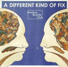 Bombay Bicycle Club: A Different Kind Of Fix, CD