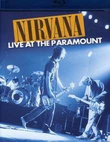 Nirvana: Live At The Paramount, Blu-ray Disc